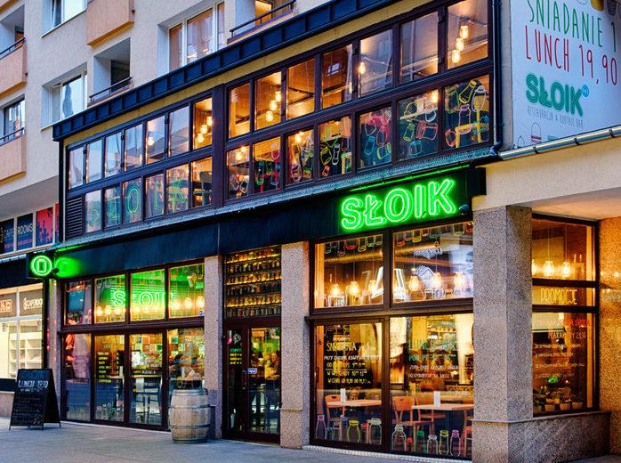 restauracja słoik