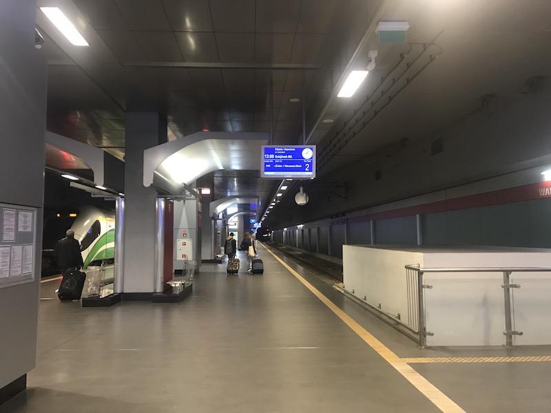 Как доехать до центра Варшавы из аэропорта Шопена 9