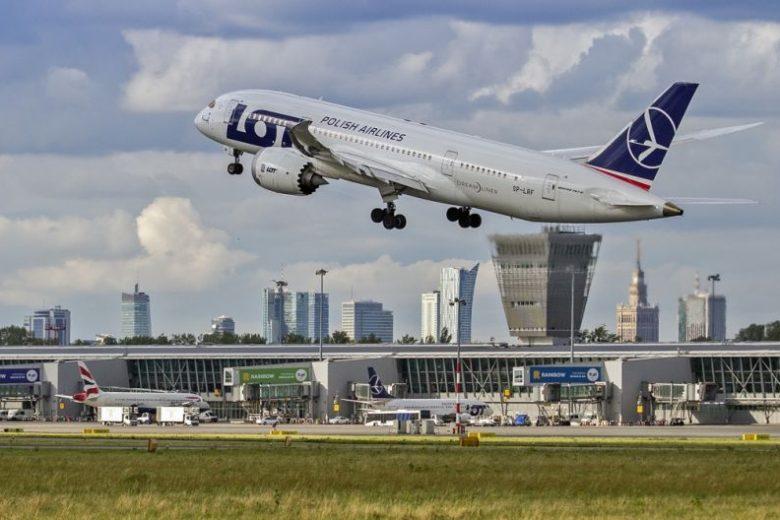 аэропорт Шопена в Варшаве как доехать