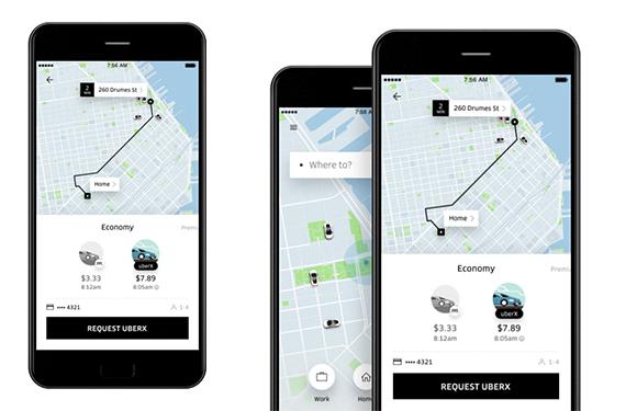 Uber taxi Polska