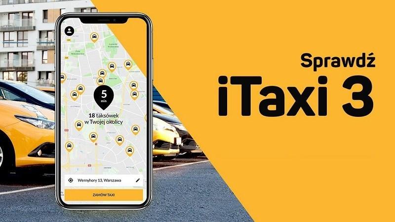 itaxi taxi polska