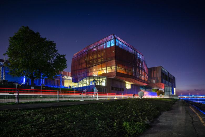 Музей центр науки Коперника можно посетить бесплатно 1 сентября