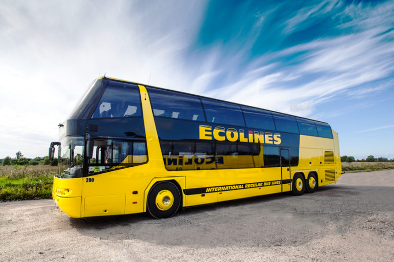 Дешевые билеты в Берлин, Вильнюс и Прагу вместе с Ecolines