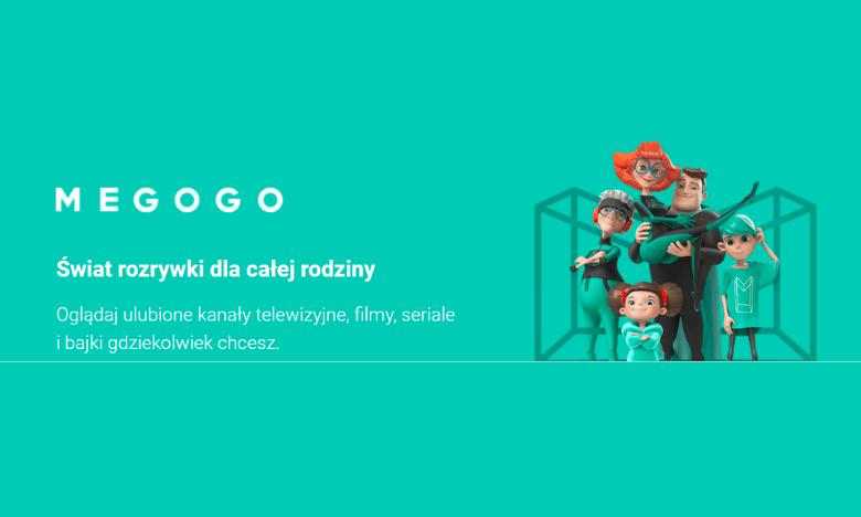 Популярный Megogo теперь официально в Польше в PLAY